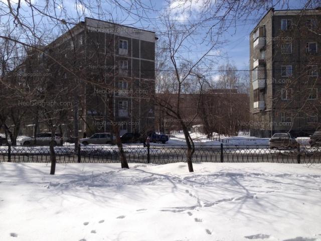 Адрес(а) на фотографии: Посадская улица, 48, 48А, 50, Екатеринбург