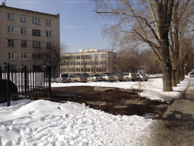 Адрес(а) на фотографии: Уральская улица, 50А, 52/2, Екатеринбург