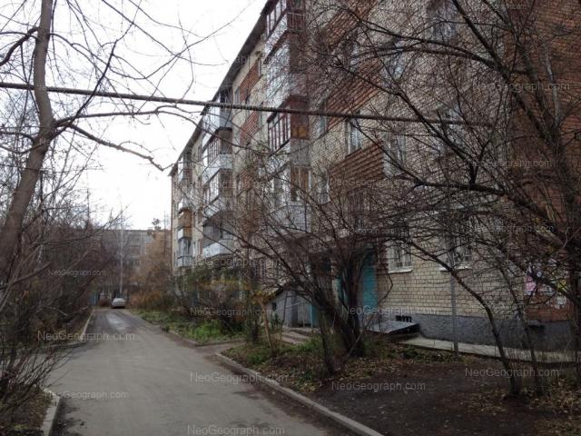 Адрес(а) на фотографии: Встречный переулок, 3/1, Екатеринбург