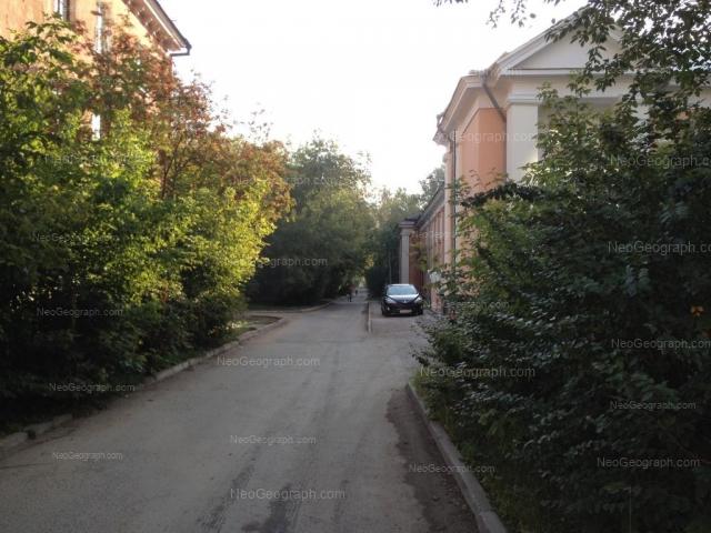 Адрес(а) на фотографии: Комсомольская улица, 27, 27А, 29, Екатеринбург