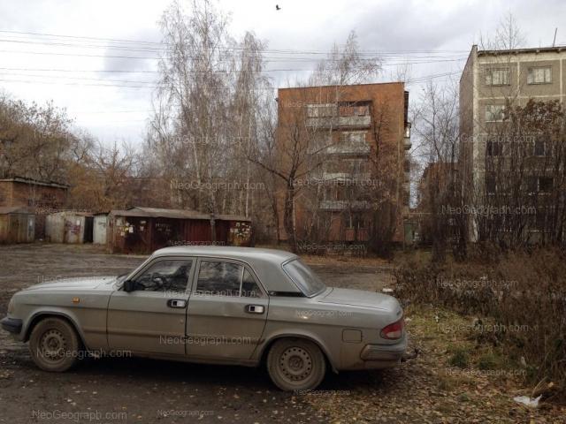 Адрес(а) на фотографии: Встречный переулок, 7/2, Екатеринбург