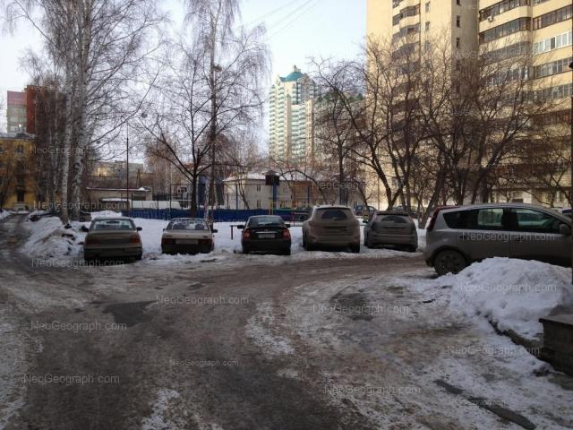 Адрес(а) на фотографии: Кузнечная улица, 82, Екатеринбург