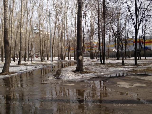 Адрес(а) на фотографии: улица Бабушкина, 2а, Екатеринбург