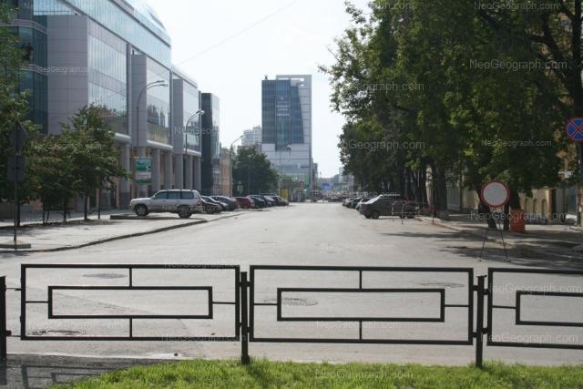 Address(es) on photo: Teatralniy lane, 7А, Yekaterinburg