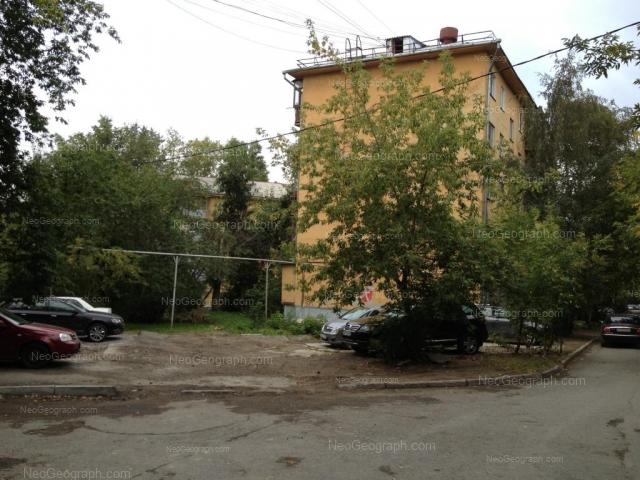 Адрес(а) на фотографии: улица Пальмиро Тольятти, 18, 20, Екатеринбург
