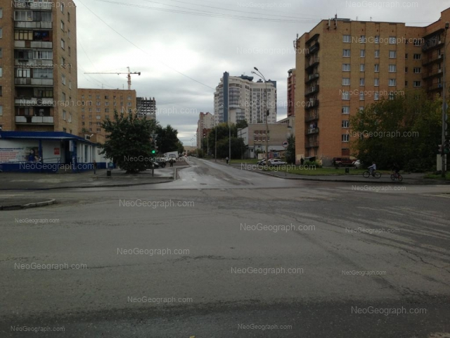 Address(es) on photo: Tokarey street, 27, 29, Yekaterinburg
