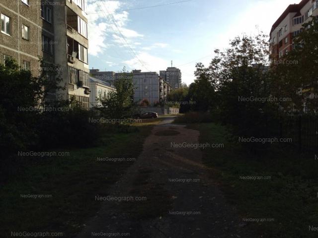 Адрес(а) на фотографии: улица Плотников, 15Б, Екатеринбург