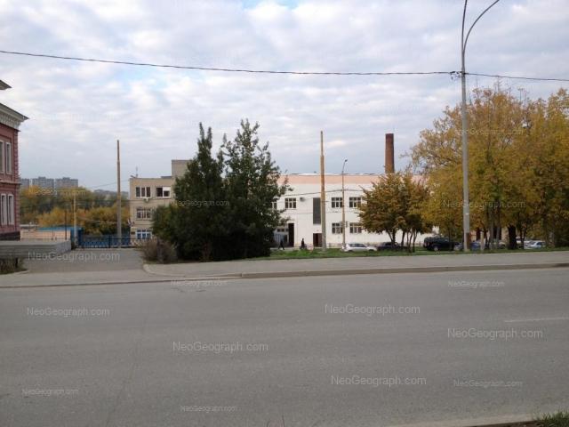 Адрес(а) на фотографии: улица Долорес Ибаррури, 6, 8, Екатеринбург