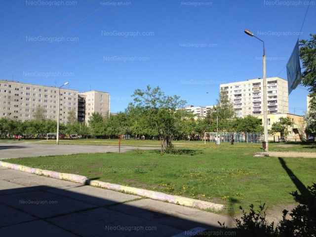Address(es) on photo: Reshetnikova driveway, 10А, 18/2, Yekaterinburg