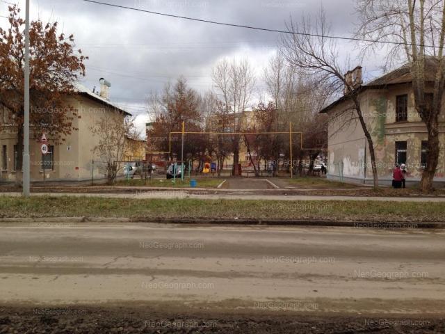 Адрес(а) на фотографии: Карельская улица, 53, 59, Екатеринбург