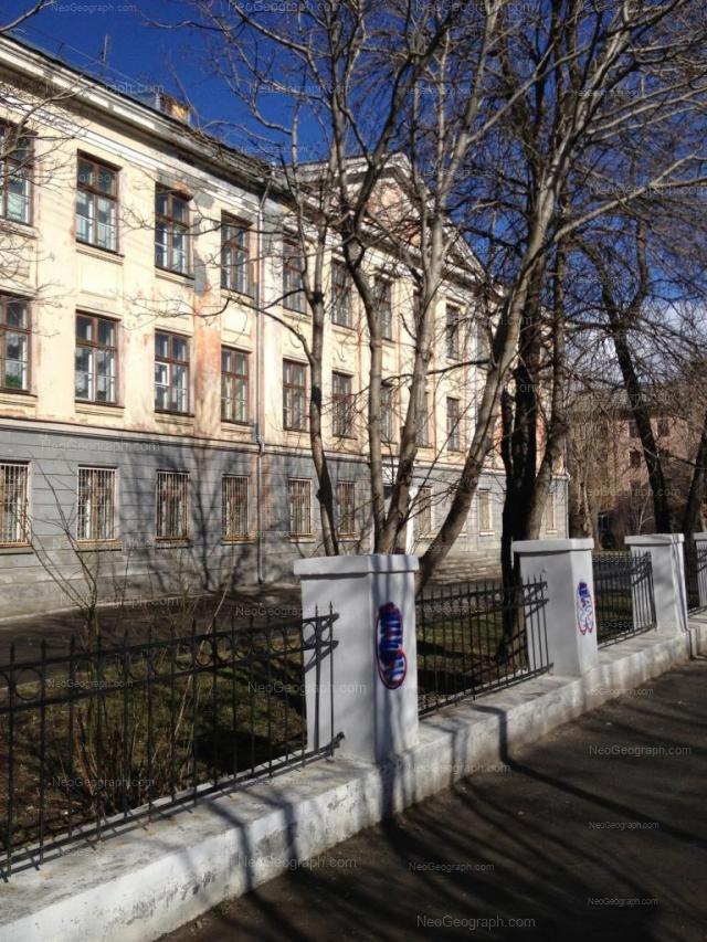 Адрес(а) на фотографии: Сортировочная улица, 19, Екатеринбург