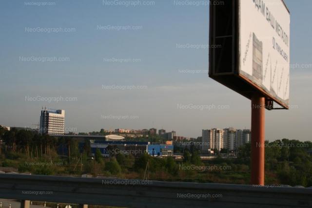 Address(es) on photo: Samoletnaya street, 1, Yekaterinburg