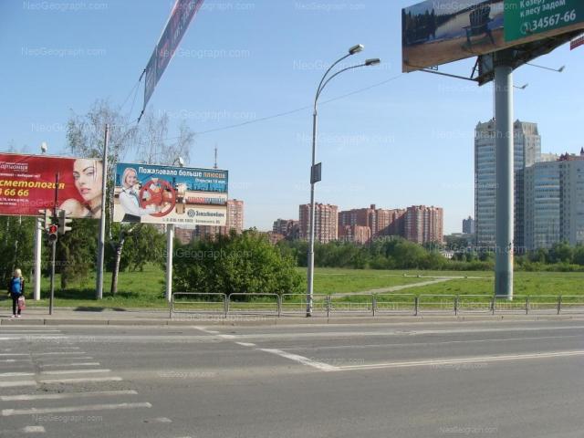 Address(es) on photo: Tveritina street, 34 с5, 38/1, 42/1, Yekaterinburg