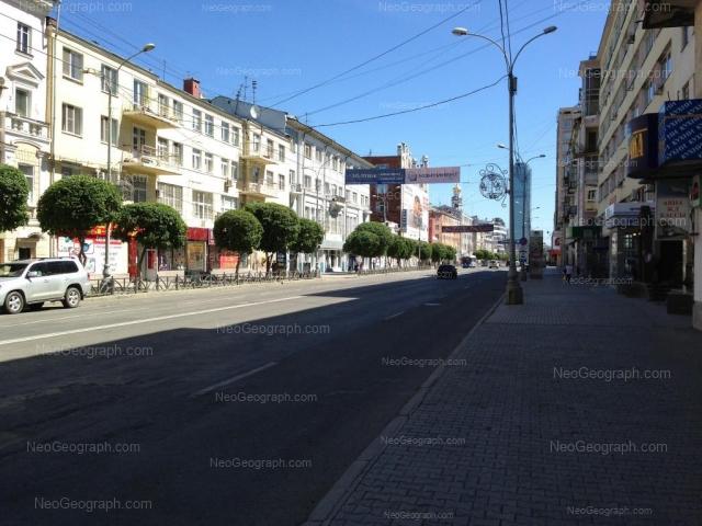 Адрес(а) на фотографии: улица Малышева, 25, 27, 28, 29, Екатеринбург
