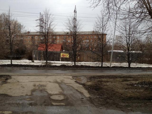 Адрес(а) на фотографии: улица Вали Котика, 13, Екатеринбург