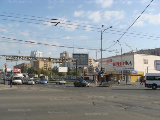Address(es) on photo: Tokarey street, 27, 29, 31, Yekaterinburg
