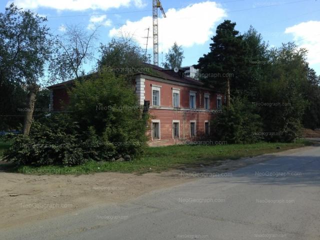 Адрес(а) на фотографии: Ремесленный переулок, 12, Екатеринбург
