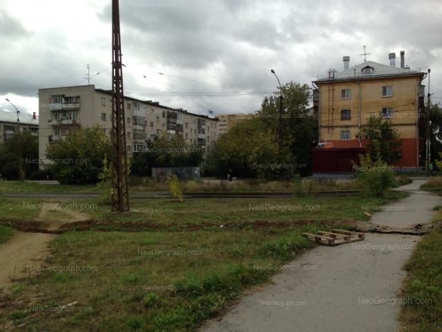 Адрес(а) на фотографии: Новосибирская улица, 103, Екатеринбург