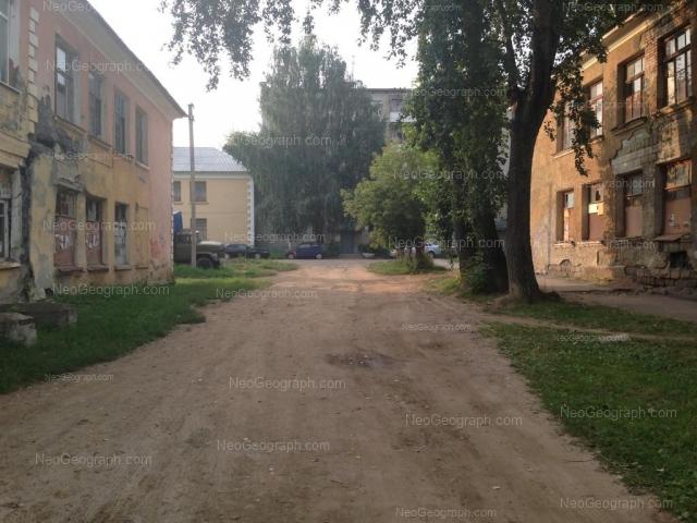 Адрес(а) на фотографии: улица Баумана, 30Б, 32, 32А, Екатеринбург