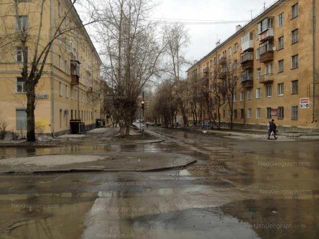 Адрес(а) на фотографии: улица Стачек, 23, 25, 28, 30, Екатеринбург