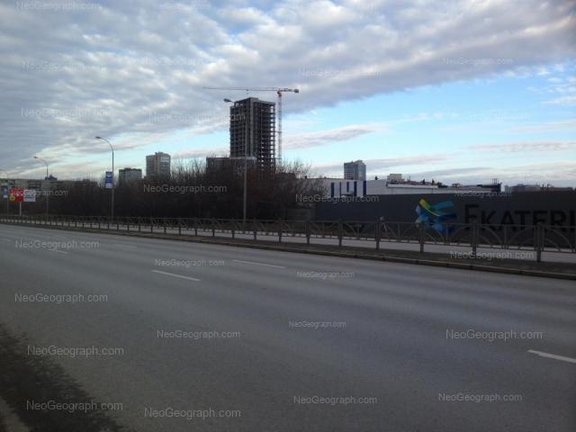 Address(es) on photo: Mashinnaya street, 1А, Yekaterinburg