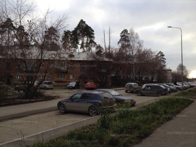 Адрес(а) на фотографии: Ухтомская улица, 26А, Екатеринбург