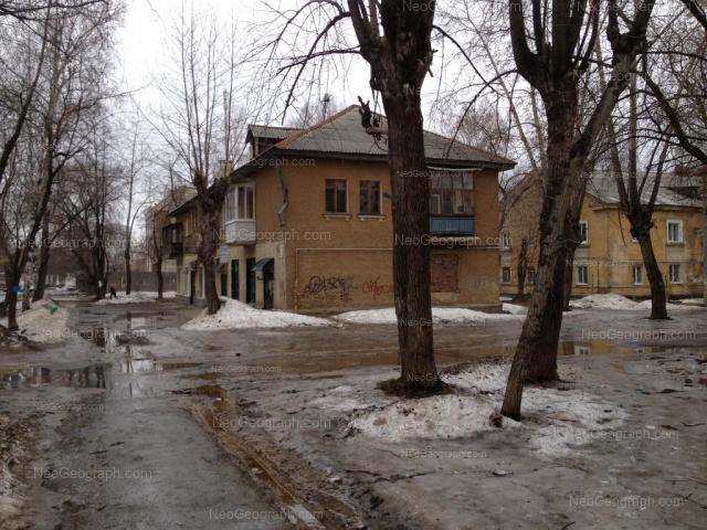 Адрес(а) на фотографии: улица Энтузиастов, 17, Екатеринбург
