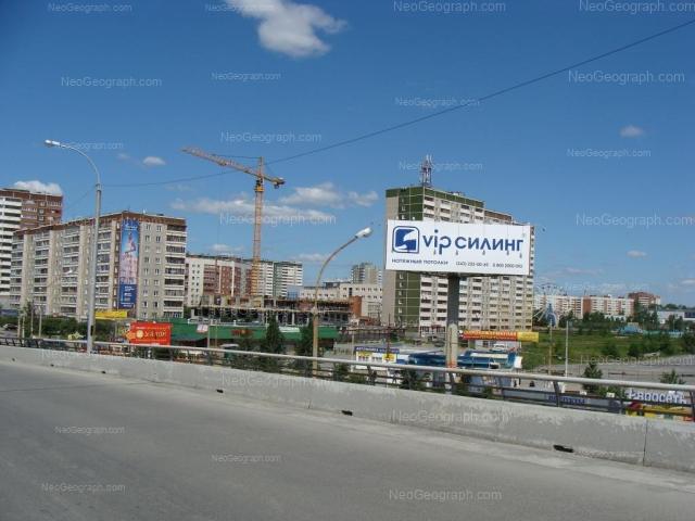 Адрес(а) на фотографии: Техническая улица, 12, 14, 18, 20, Екатеринбург