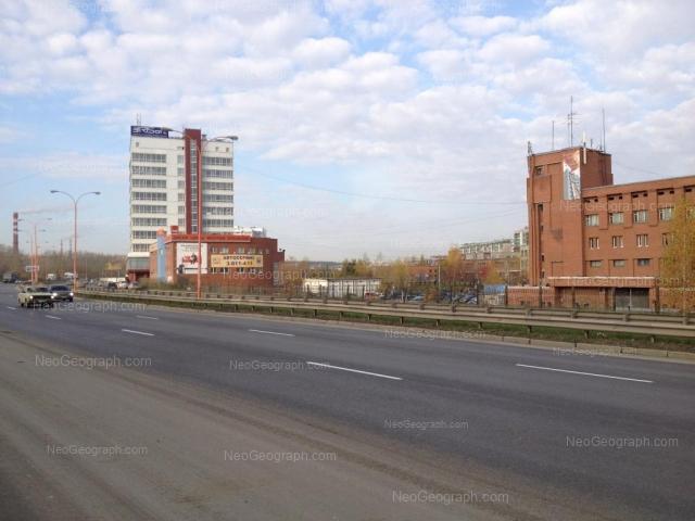 Address(es) on photo: Krestinskogo street, 46Б, 46а, 48, Yekaterinburg