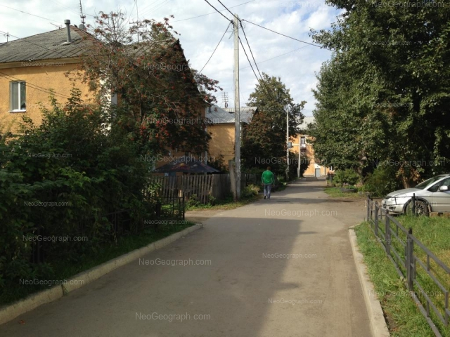 Адрес(а) на фотографии: Заводская улица, 15 к3, 15 к4, Екатеринбург