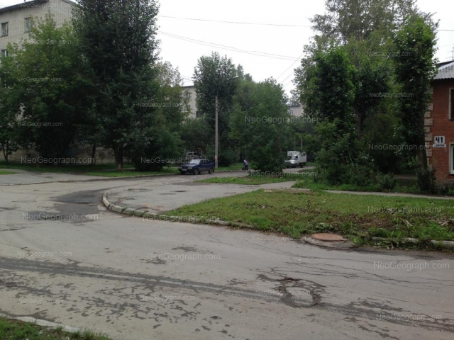 Адрес(а) на фотографии: улица Лобкова, 38, 40, Екатеринбург