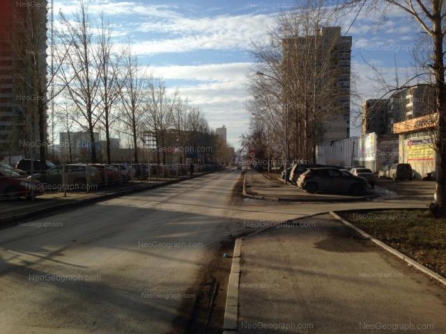Адрес(а) на фотографии: улица Ткачей, 14, 16а, Екатеринбург