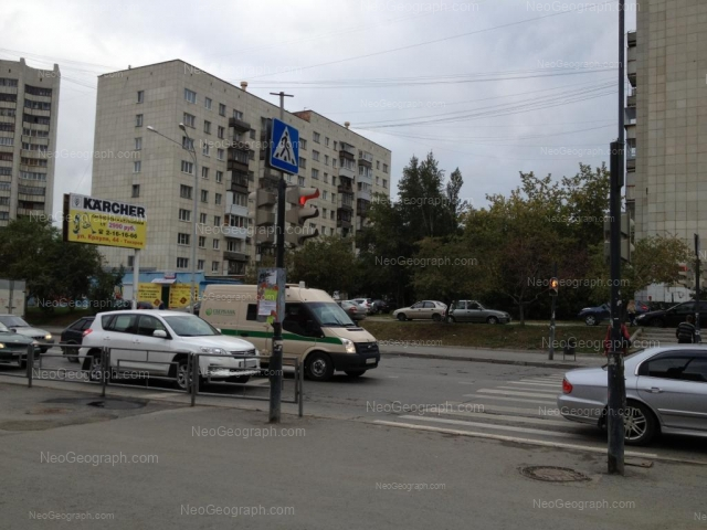 Адрес(а) на фотографии: Гурзуфская улица, 36, Екатеринбург