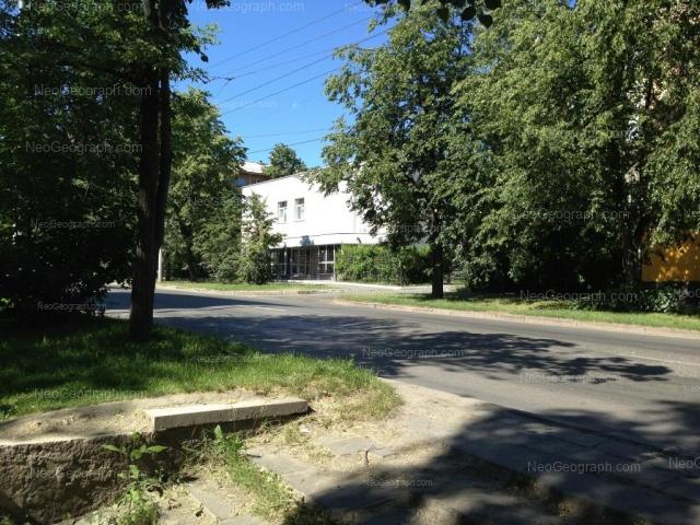 Адрес(а) на фотографии: улица 40-летия Октября, 15, 15А, Екатеринбург