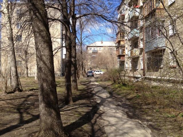 Адрес(а) на фотографии: Академическая улица, 19А, Екатеринбург