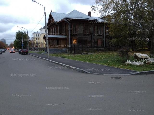 Адрес(а) на фотографии: улица Сакко и Ванцетти, 28, 36, Екатеринбург