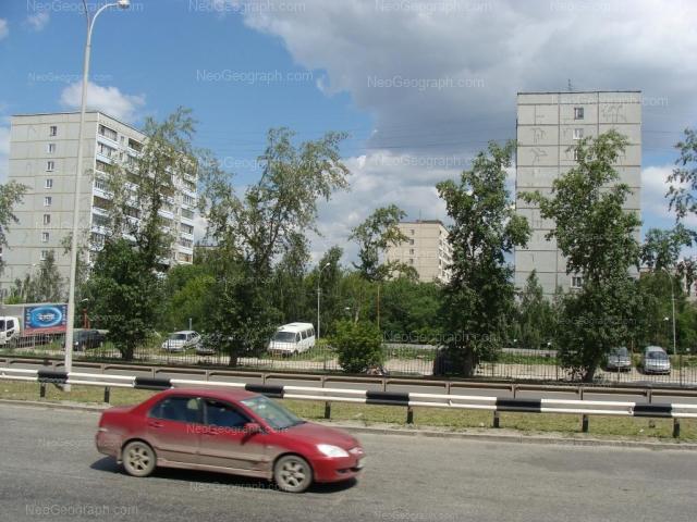 Address(es) on photo: Nachdiva Onufrieva street, 58, 60, Yekaterinburg