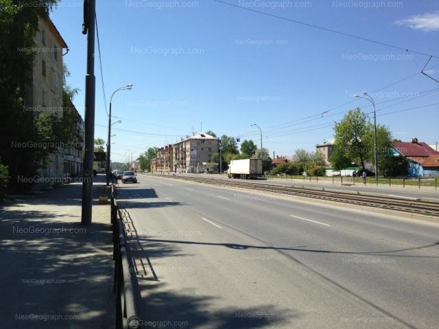 Адрес(а) на фотографии: Донбасская улица, 18, 20, 23, 25, 29, Екатеринбург