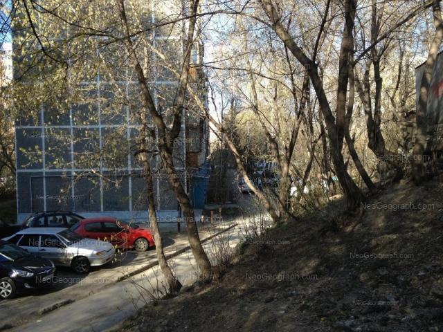 Адрес(а) на фотографии: улица Пальмиро Тольятти, 15Б, Екатеринбург