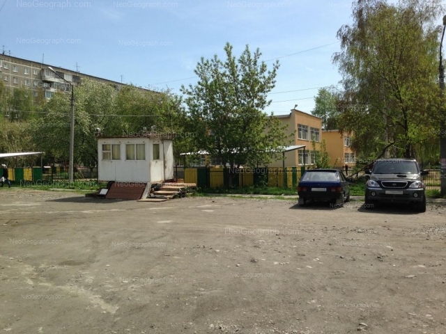 Адрес(а) на фотографии: Теплоходный проезд, 3, 5, Екатеринбург