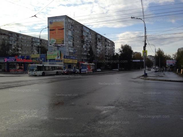 Адрес(а) на фотографии: улица Крауля, 67, 69, Екатеринбург