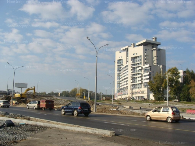 Адрес(а) на фотографии: улица Токарей, 60 к1, 68, Екатеринбург