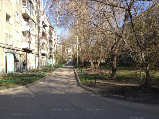 Адрес(а) на фотографии: Посадская улица, 30/1, 30/2, 32/2, 32/3, Екатеринбург