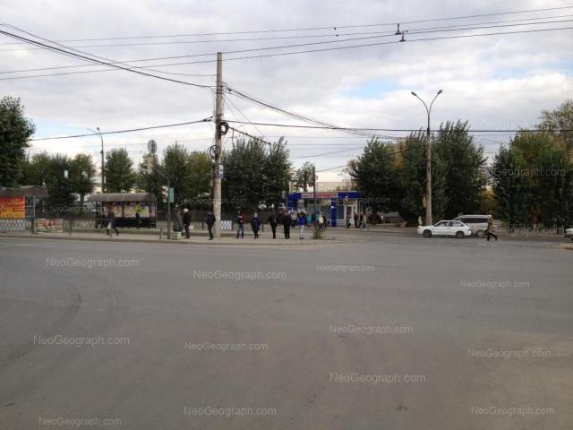Адрес(а) на фотографии: проспект Космонавтов, 6, Екатеринбург
