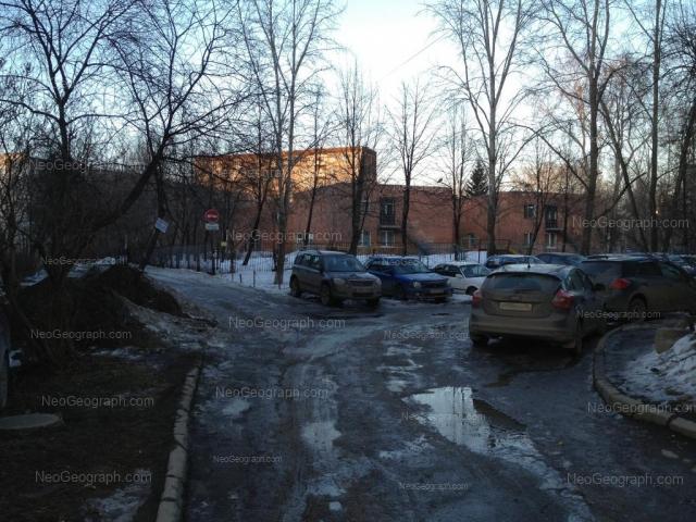 Адрес(а) на фотографии: Июльская улица, 39А, 43, Екатеринбург
