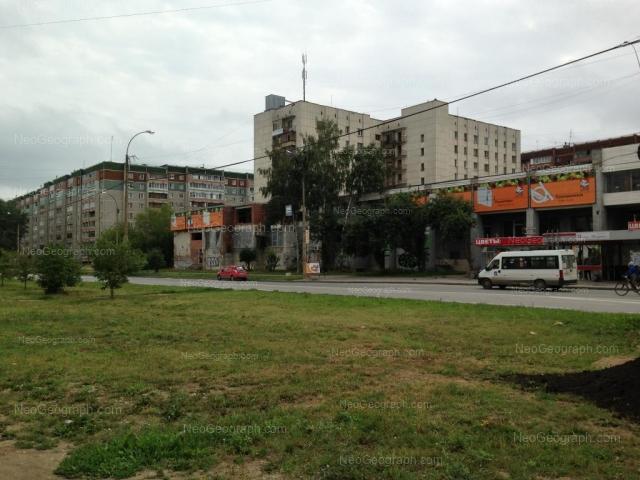 Адрес(а) на фотографии: улица Фрезеровщиков, 34, 34Б, 38, Екатеринбург
