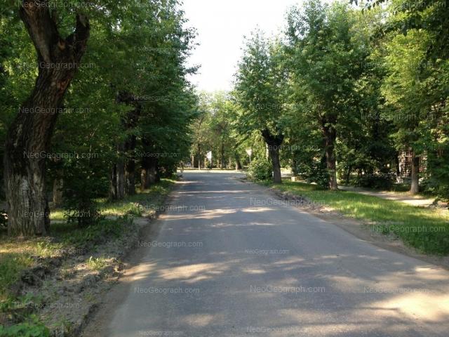 Адрес(а) на фотографии: Авангардная улица, 1, Екатеринбург