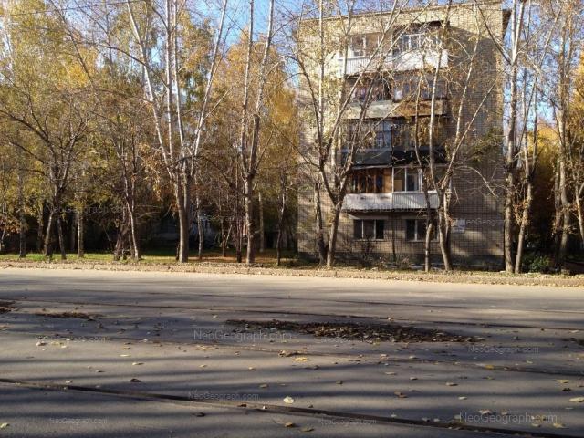 Адрес(а) на фотографии: улица Лобкова, 32, 34, Екатеринбург