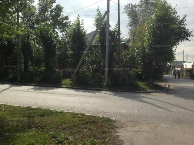 Адрес(а) на фотографии: Обходной переулок, 31, Екатеринбург