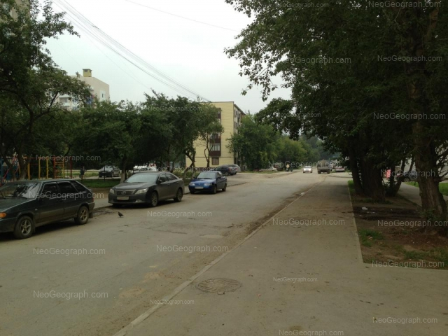 Address(es) on photo: Parnikovaya street, 3, Yekaterinburg